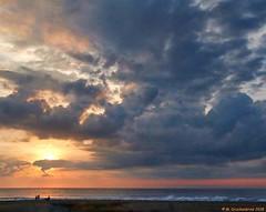 Ocean City Beachcombers at Sunrise (PhotosToArtByMike) Tags: oceancitymaryland oc seaside beachcombers oceancitymd familyorientedseasideresort townofoceancitymaryland easternshore seasideresort atlanticocean maryland md worcestercountymd vacation resort restaurant shops shopping
