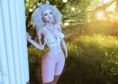 LOOK # 931 (MeigaBea) Tags: runawayhair blush cnz fameshed marketplace meva scandalize theunderdogevent treschicvenue