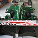 2004 Jaguar R5 F1 racing car rear