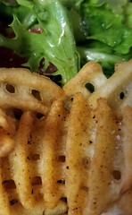 waffle fries!2018-05-07 (wintersoul1) Tags: food fries potatoes vegetables salad