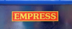 Empress (davids pix) Tags: empress bagnall 060 saddle tank preserved steam railway locomotive industrial national coal board cadley hill colliery isfield lavender line 2018 07052018