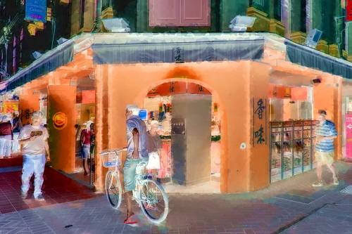Singapore - Streetlife - 66bb
