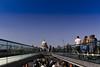 Millennium Bridge (Kev Walker ¦ 8 Million Views..Thank You) Tags: bigben canon1855mm canon700d citycentre colorfull digitalart england london londonredbus palaceofwestminster piccadillycircus river stpaulscathedral thelondoneye theshard thethames towerbridge toweroflondon