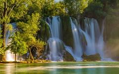 Kravice (04) (Vlado Ferenčić) Tags: waterfalls bosniaherzegovina vladoferencic rivers vladimirferencic kravice kravicewaterfalls trees trebižat rivertrebižat tamron287528 nikond600 slapovi bih