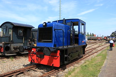 SGB Bever te goes (vos.nathan) Tags: sgb stoomtrein goes borsele 22 bever gs