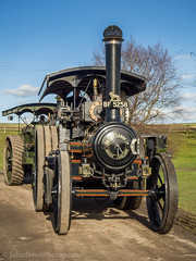 Beamish 2018 (Ben Matthews1992) Tags: 2018 steam fair traction engine beamish county durham old vintage historic preserved preservation vehicle transport haulage rally show museum veteran mclaren ruston proctor bigmac muddler bf5258 be7438 ingall agricultural general purpose road lcoo locomotive