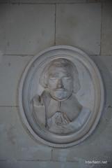 Замок Шенонсо Барельєфи InterNetri  France 069