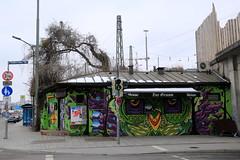 fader (Luna Park) Tags: munich germany streetart mural graffiti owl fader lunapark production bar zurgruam