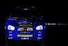 Impreza Low Key (Mark Wasteney) Tags: macromondays lowkey toycar torchlight closeup blue black subaruwrxsti car