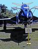 F-101F VOO DOO USAF #570342, Clearwater Airport Museum, Clearwater, Florida (gg1electrice60) Tags: ondisplay f101f voodoo usafnumber570342 usafno570342 usaf570342 builtbymcdonnelldouglas builtinstlouismissouri usairforce manufacturedbymcdonnelldouglas supersonicjetfighter penetrationfighter bomberescort strategicaircommand sac longrangebomberescort tacticalaircommand tac nucleararmedfighterbomber royalcanadianairforce rcaf cleawaterstpertersburgairport pie clearwaterstpeteinternationalairport rooseveltboulevard rooseveltblvd clearwater pinellascounty florida fl unitedstates usa us america hangerclub fauxvillage fakevillage military planesold airplanesair craftair planesjetdualengines twinengines fuselageengines nearcoastguardstation aircraftmuseum uscoastguard smallplanes sign placard informationsign glasscanopy