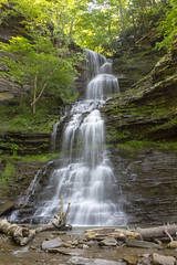 Cathedral Falls (DFChurch) Tags: cathedral falls waterfall gualey bridge wv westvirginia