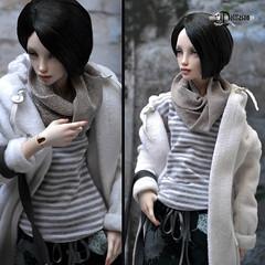 Untitled-24 (Dollfason) Tags: кукла коллекционная авторская модадлякукол радуэт mooqla raduet dolloutfit clothes for dolls fashionfordoll fashiondoll accessories