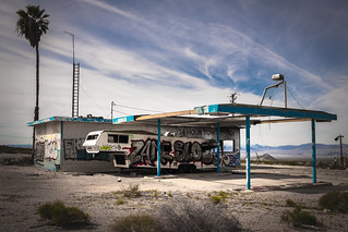 Halloran Springs Road, San Bernardino County, California