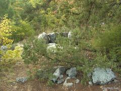 Крим, Таврські могильники на горі Кішка InterNetri Ukraine 2009 153