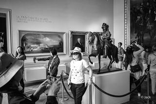 en passant par Versailles