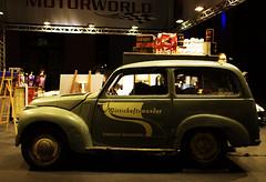 ohne Kaffee kein Wirtschaftswunder (Weltbürgerin) Tags: autos historisches oldtimer landschaftsparkduisburg classic cars