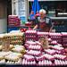 Egg man, Tarlabaşı market, Istanbul