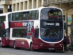Lothian Buses 332 (SN59BFO) - 11-05-18 (peter_b2008) Tags: lothianbuses 22 volvo b9tl wright eclipsegemini2 332 sn59bfo edinburgh buses coaches transport buspictures
