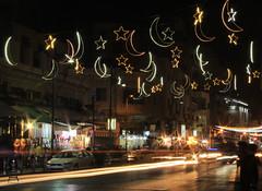 Amman (aliaburas80) Tags: amman nights ramadan city center longe express