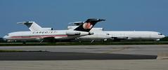 CargoJet B-727's stored@YHM (Steelhead 2010) Tags: cargojet cargo boeing b727 b727200f yhm creg cfcju