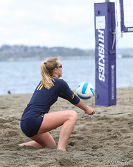 PAC-12 North Invitational 2018-FT4I2378 (Pacific Northwest Volleyball Photography) Tags: beachvolleyball ncaa pac12 pac12bvb alkibeach seattle