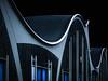 Concrete wave 2.0 (Ulrich Neitzel) Tags: architecture architektur beton building concrete curve dark gebäude grosmarkthalle hamburg hammerbrook kurve lines linien mzuiko1240mm markethall olympusem1 wave welle