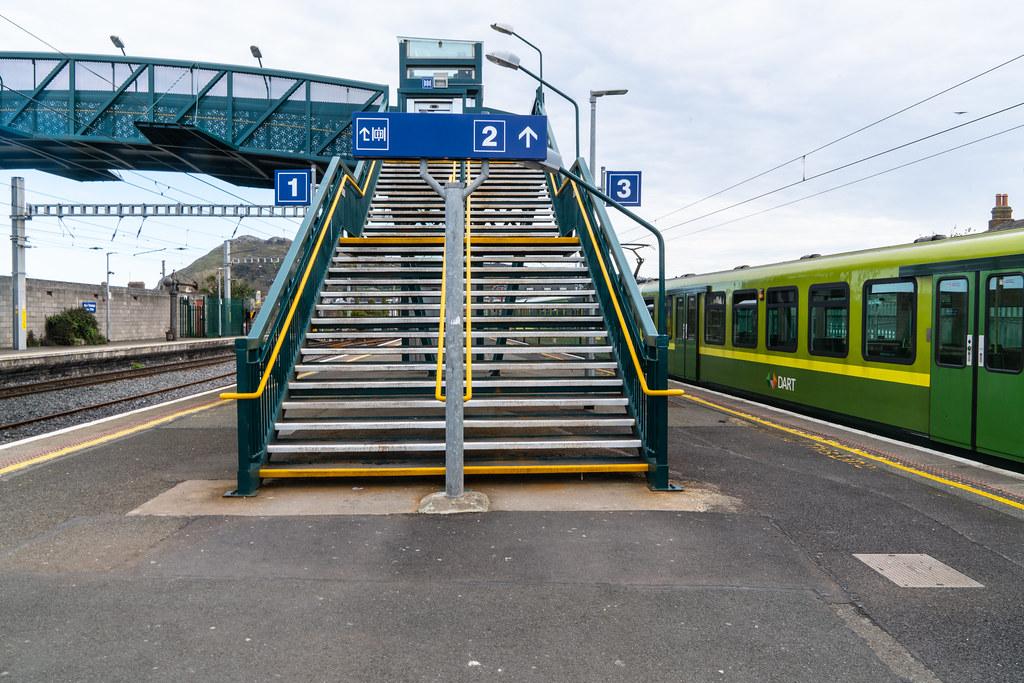 BRAY DALY RAILWAY STATION [COUNTY WICKLOW]-139475