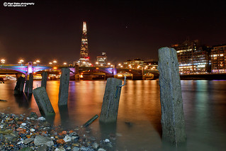 Queenshithe The Thames and The Shard