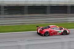 Ferrari 458 GT2 red (Dag Kirin) Tags: ferrari 458 gt2 red challenge gt days bull ring 2018