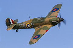 Hawker Hurricane Mk. I P3717 G-HITT (Kev Gregory (General)) Tags: hawker hurricane mk i swp p3717 ghitt old warden during their premiere 100 years raf airshow kev gregory canon 7d sigma 50500