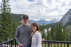 Fairmont Banff Springs (chris nelson dot ca) Tags: banff bowriver fairmontbanffsprings