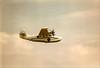 """G-21A Goose N93GSB-76 N4575C """"Caribbean Clipper"""", Flying Legends, Duxford 12-07-97 (Richard.Crockett 64) Tags: grumman goose g21a n93gsb76 n4575c flyingboat caribbeanclipper amphibian caribbeanclipperinc flyinglegends airshow duxford cambridgeshire 1997 imperialwarmuseum"""