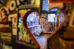 visite privée lieu branché (fred9210) Tags: underground couleurs berlin deutshland