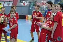 ÖM U12M Finale (36 von 38) (Andreas Edelbauer) Tags: öms 2018 handball uhk usvl krems langenlois u12m hard wat fünfhaus