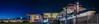 infinity panorama (pbo31) Tags: bayarea california nikon d810 color may 2018 spring boury pbo31 sanfrancisco city urban night dark black cruise ship travel pier27 celebrity infinity port embarcadero littleitaly panoramic large stitched panorama sail harbor terminal blue