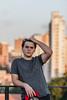 van Castle (Martin van Castle) Tags: man young boy shoot shooting photography sunset bro canon 50mm 70200mm asuncion paraguay southamerica culture cultura joven jeune homme red shirt