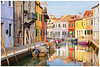 Burano, Italy (~ veronicajwilliamsphotography ~) Tags: veronicajwilliams copyrighted veronicajwilliamsphotography italy italian italianhistory burano europe canon5dmarkii canon canon2470mm canon2470mmf28l canoneurope colour buildings canal reflection reflections insightmoments travelphotography travel travelling traveling