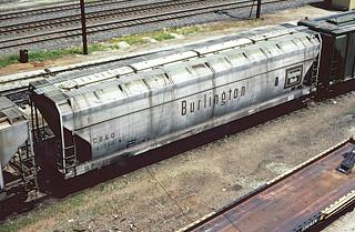 CB&Q Class LO-8B 185250