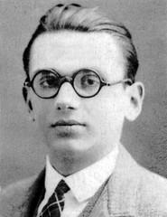 1925_kurt_godel (jbuddenh) Tags: 1925 kurtgödel mathematician logician