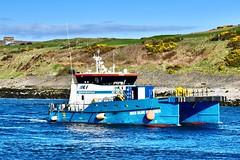 MCS Blue Norther - Aberdeen Harbour Scotland - 29/4/2018 (DanoAberdeen) Tags: danoaberdeen tug boat vessel ship harbour seaport aberdeen grampian psv gb uk abz abdn 2018 scotland seafarers maritime water wasser northsea aberdeenscotland aberdeenharbour bluesky dock torrybattery fittie footdee candid amateur ecosse scotia schotland highlands scotch mcsbluenorther cargoships supplyships tugboats offshore oilships oilindustry offshoreships shipspotting oldaberdeen docks starboard hull berth berthed errv navigation sailor merchantnavy channel boats ships vessels torry geotagged autumn summer winter spring scottish lifeatsea seasalt merchantships watercraft