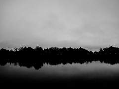 ::: (Teet Liiv) Tags: nature lake home morning blackandwhite 2018