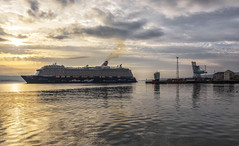 MV Mein Schiff 3 (fordgt4040) Tags: mvmeinschiff3 coastal firthofclyde cruiseship passengership nautical manoeuvring ship vessel motorvessel digitalcamera marine sea nikon nikond750 nikkorlens greenock greenockoceanterminal inverclyde scotland tuicruises