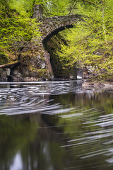 Leafy Hermitage (ola_er) Tags: long exposure hermitage scotland dunkeld perthshire spring may