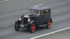 UU 2506 (panmanstan) Tags: car vintage vehicle a1m fairburn yorkshire