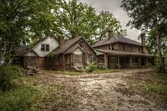 One of the few times (builder24car) Tags: abandoned house oncewashome urbanexploration leftbehindandforgotten urbex ruraldecay
