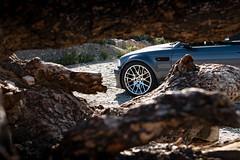 BMW E46 M3 on Beyern Spartan rotary forged wheels - 9 (tswalloywheels1) Tags: bmw m3 e46 lowered coilovers gray grey beyern spartan mesh concave 19in 19x95 aftermarket chrome wheel wheels rim rims alloy alloys rotary forged flowform flow form rotaryforged