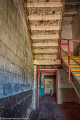 20171120_LANCASTER and WV_20171120-BFF_5027WV Penitentiary_HDR (Bonnie Forman-Franco) Tags: penitentiary abandoned abandonedphotography abandonedprison abandonedpenitentiary prison prisonstairwell stairs stair westvirginia westvirginiapenitentiary westvirginiaprison oldanddecayed photoladybon bonnie photography photographer moundsville nikon nikonphotography nikond750
