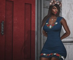 By The Big Red Door (Sunny Love Senju <3) Tags: entice elleboutique moon moonhair lode designershowcase secondlife secondlifeblog secondlifefashion loveholiday sunylovesenju sunnyloveholiday fashionablyfrugal roses rose