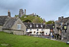 Corfe - Dorset (Fabio Bianchi 83) Tags: corfe corfecastle dorset uk inghilterra england regnounito unitedkingdom