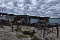 Embarcador, _DSC5783_Formentera (Francesc //*//) Tags: embarcadero embarcador formentera pier jetée barca núvols nubes nuages clouds